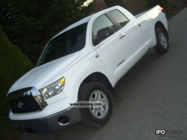2007 Toyota  SR5 V8 4.7 Force Doubel VOLLAUST CAP. NEW TUV / AS Off-road Vehicle/Pickup Truck Used vehicle photo