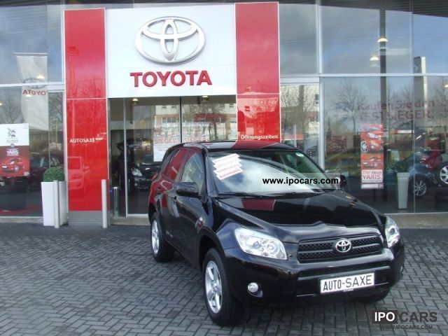 2007 Toyota  2.0 EXECUTIVE AUTOMATIC 4X4 RAV. Off-road Vehicle/Pickup Truck Used vehicle photo