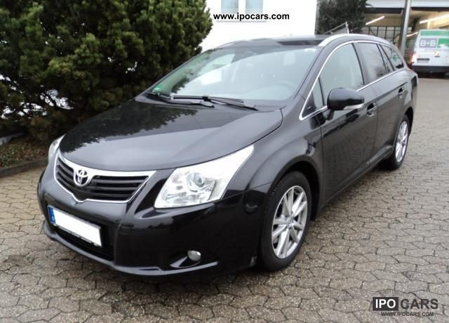 2011 Toyota  Avensis 2.2 D-4D Edition Estate Car Used vehicle photo