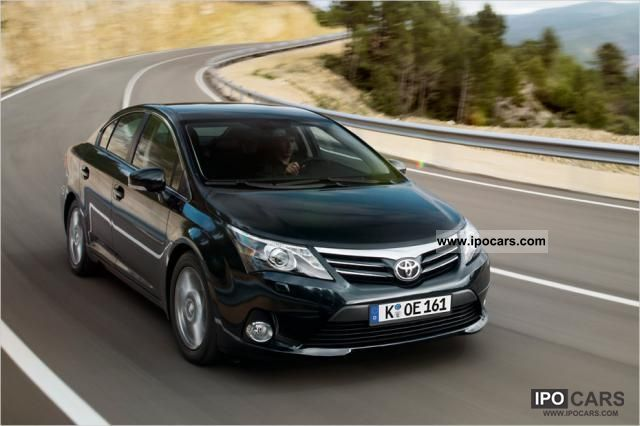 2011 toyota t2 avensis sedan touch incl coc freight car photo and specs. Black Bedroom Furniture Sets. Home Design Ideas