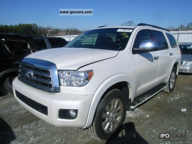 2012 toyota sequoia car photo and specs. Black Bedroom Furniture Sets. Home Design Ideas
