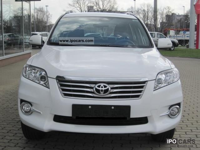 2011 Toyota  Rav 4 2.0 6-speed 4x2 dt new car Off-road Vehicle/Pickup Truck New vehicle photo