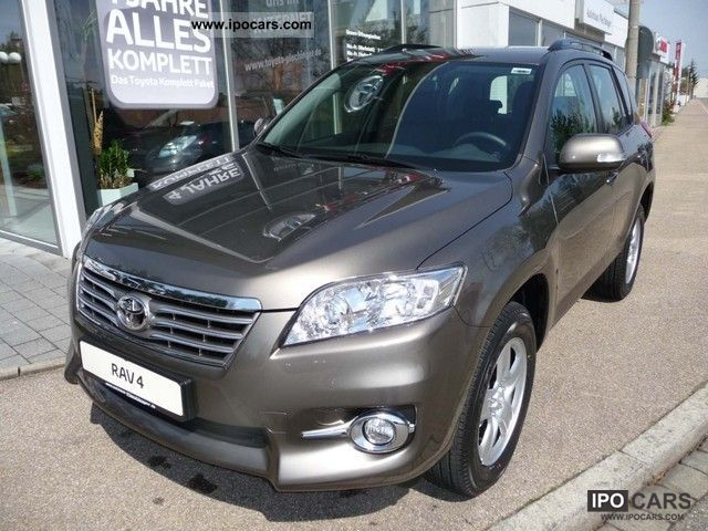 2012 Toyota  RAV 4 2.0 4x2 SPECIAL OFFER Other Demonstration Vehicle photo