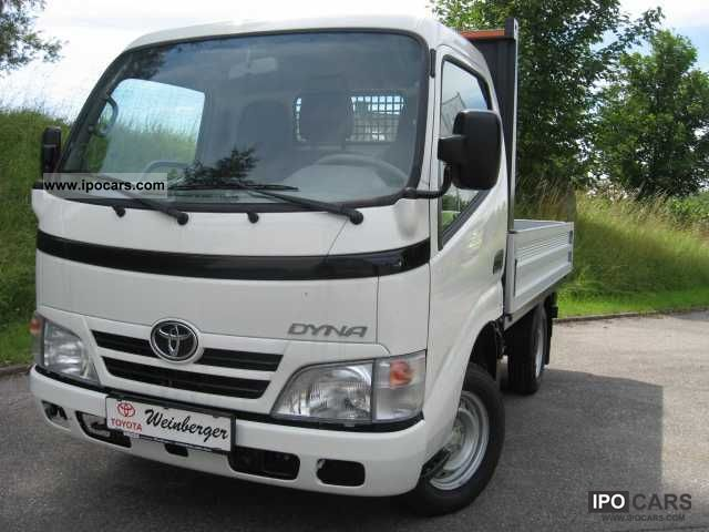 2011 Toyota  Dyna 100 Alupritsche Off-road Vehicle/Pickup Truck Pre-Registration photo