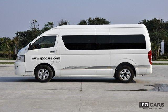 2011 Toyota  HIACE TECHNOLOGY 2.4 PETROL 15 SEATS 2012 Van / Minibus New vehicle photo