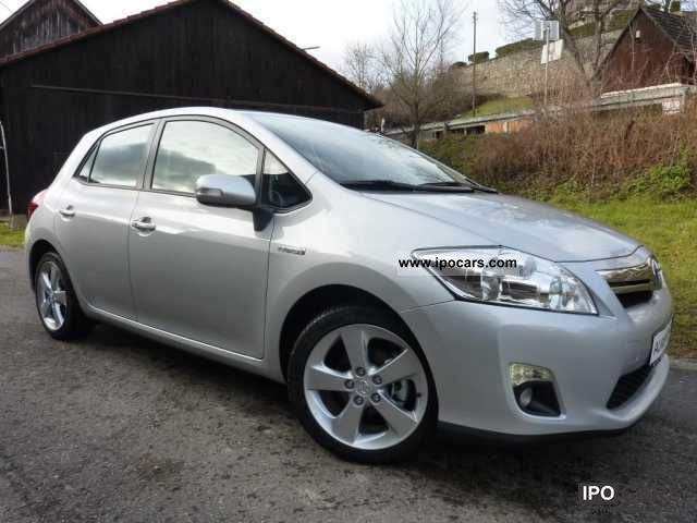 Toyota  Auris hybrid Executive 8.1 + reversing camera + Aluf 2012 Hybrid Cars photo
