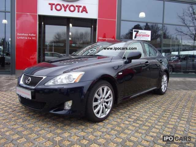 High Quality 2007 Toyota Lexus IS 250 Sport Line Limousine