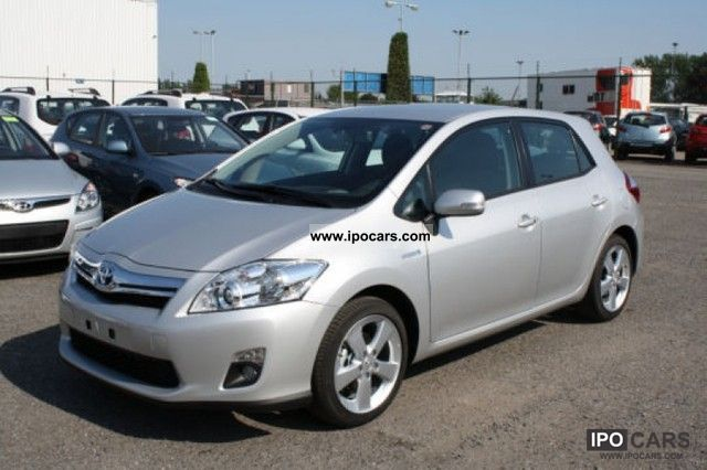 Toyota  HSD Sol HYBRID GPS CAMERA DE recul 2011 Hybrid Cars photo