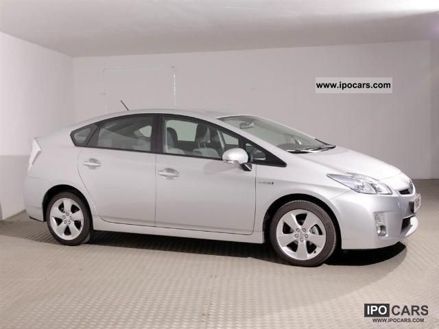 Toyota  Prius Life ALU AIR 2011 Hybrid Cars photo