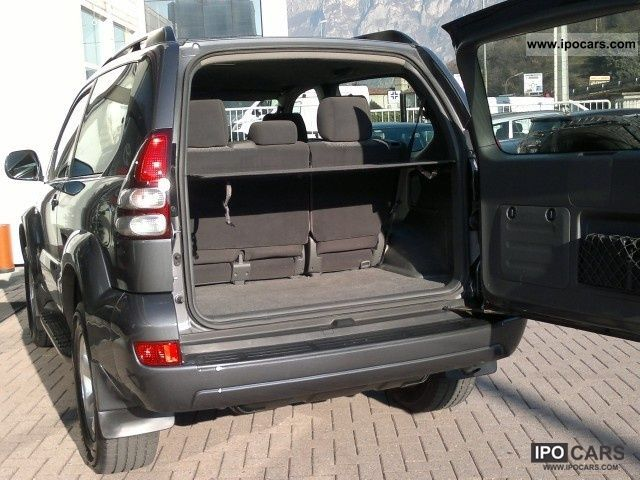 2006 toyota land cruiser 3 0 d 4d sol 16v cat 3 porte. Black Bedroom Furniture Sets. Home Design Ideas