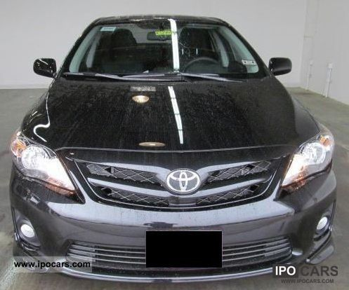 2012 Toyota Corolla S 1.8L, MY 2012, T1: $ 24,900.00 Limousine Used