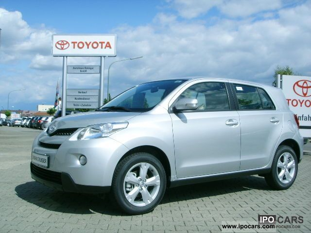 2011 Toyota  Urban Cruiser 1.4 D-4D 4x4 Club climate control Off-road Vehicle/Pickup Truck New vehicle photo