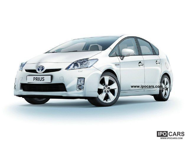 Toyota  Prius 1.8 VVT-i base 2011 Hybrid Cars photo