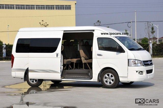 2012 Toyota  HIACE TECHNOLOGY 2.5 TURBODEISEL YEAR 2012 Van / Minibus Used vehicle photo