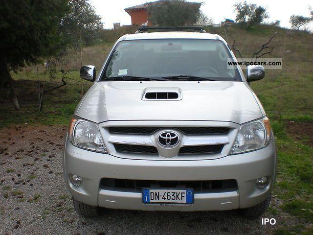 2008 Toyota  autocarro iva deducibile Off-road Vehicle/Pickup Truck Used vehicle photo