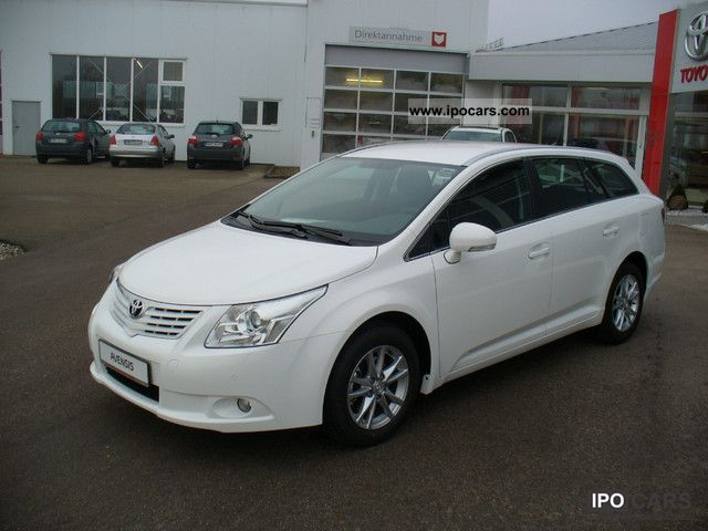 2012 Toyota Avensis 20 D 4d Edition Car Photo And Specs