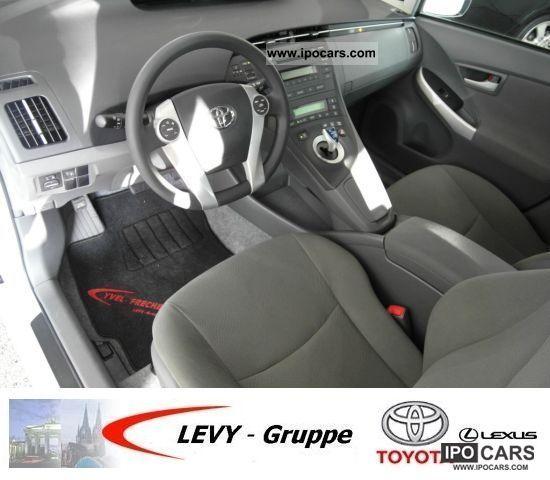 2011 Toyota HSD Prius 1.8