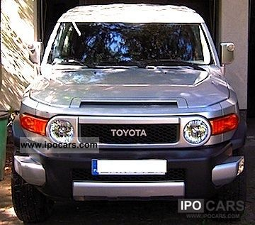 2008 Toyota  FJ SPECIAL EDITION Off-road Vehicle/Pickup Truck Used vehicle photo