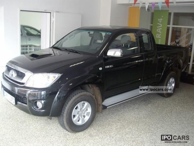 2011 toyota hilux 4x4 extra cab life car photo and specs. Black Bedroom Furniture Sets. Home Design Ideas