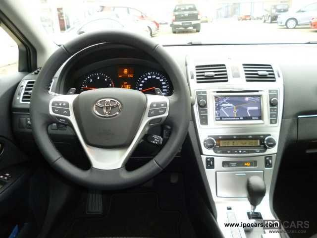 2012 toyota avensis 2.2 d-4d automatic combi life! new-mod - car