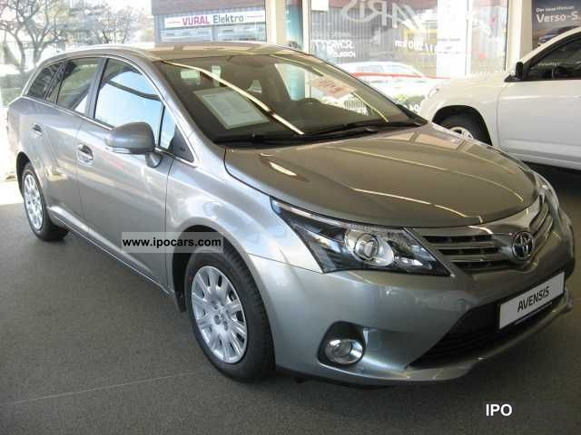 2012 toyota avensis combi 1 8 life car photo and specs. Black Bedroom Furniture Sets. Home Design Ideas