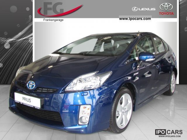 Toyota  Prius 1.8 Hybrid PDC Executive KLIMAAUTOMATIK 2011 Hybrid Cars photo