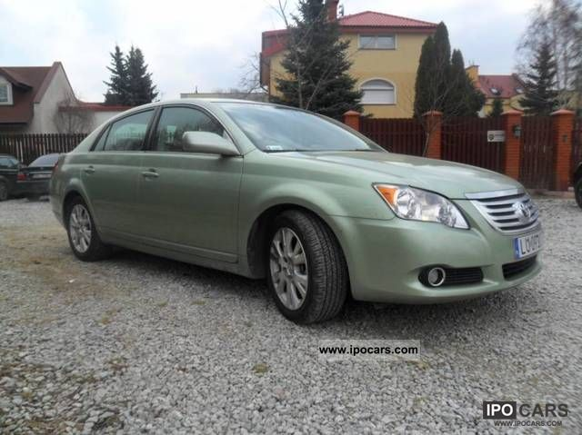 2010 Toyota  Avalon FULL OPCJA Limousine Used vehicle photo