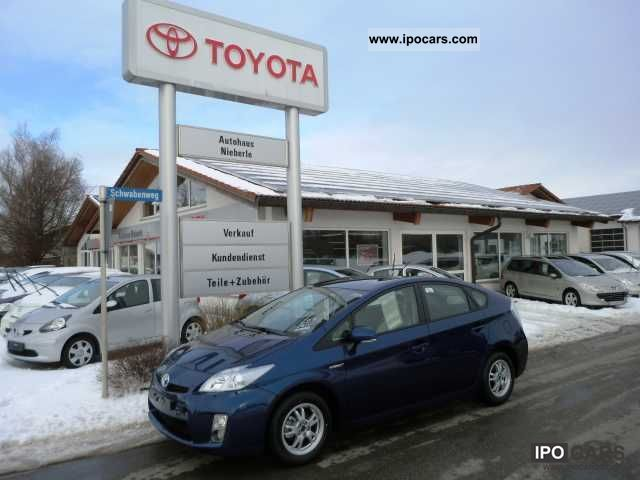 Toyota  Prius Klimaautomatic 2011 Hybrid Cars photo