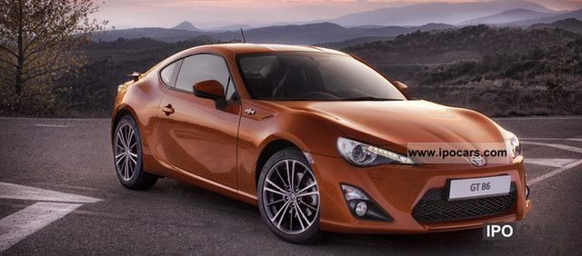 2011 Toyota  86 GT 2.0 Navi Sports car/Coupe New vehicle photo