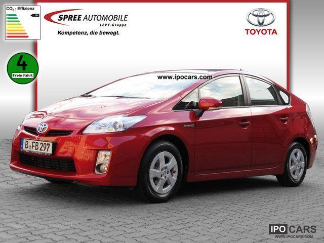 Toyota  Prius Hybrid Synergy Drive Life solar roof NAVI 2012 Hybrid Cars photo