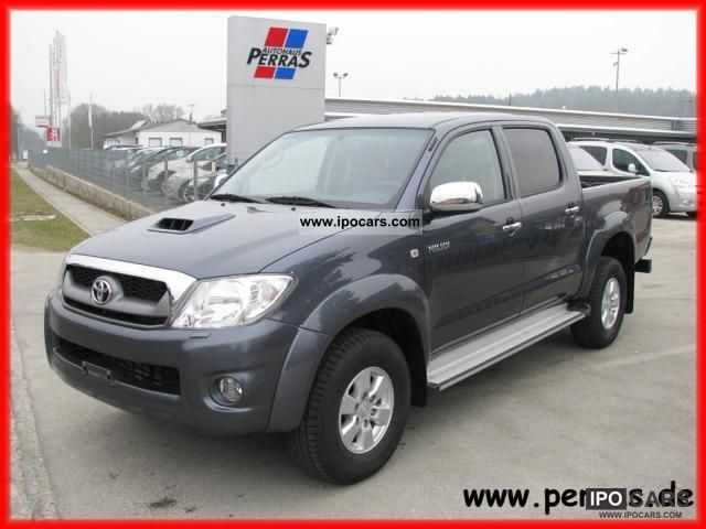 2012 Toyota Hilux 3 0 D 4d Dc Excutive Automatic Immediately Car Photo And Specs