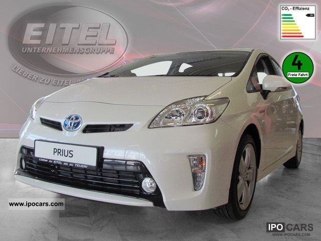 Toyota  Prius 1.8 Hybrid Life KEYLESS AIR NAVIGATION 2011 Hybrid Cars photo