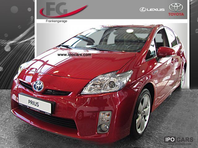 Toyota  Prius 1.8 Hybrid Life PDC AIR Automatic 2011 Hybrid Cars photo