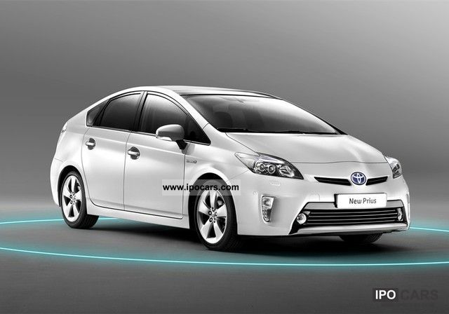 Toyota  Prius 1.8 Hybrid Solar Executive Leather Navi SD 2011 Hybrid Cars photo