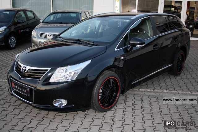 toyota avensis t27 tuning auto bild idee. Black Bedroom Furniture Sets. Home Design Ideas