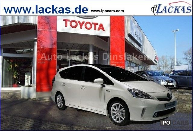 Toyota  Prius Plus Executive (hybrid) 2011 Hybrid Cars photo