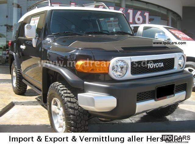 2012 Toyota  . FJ Cruiser 4.0 l / 6 cyl, 2012 T1, BRHV: $ 36,900 Off-road Vehicle/Pickup Truck Used vehicle photo