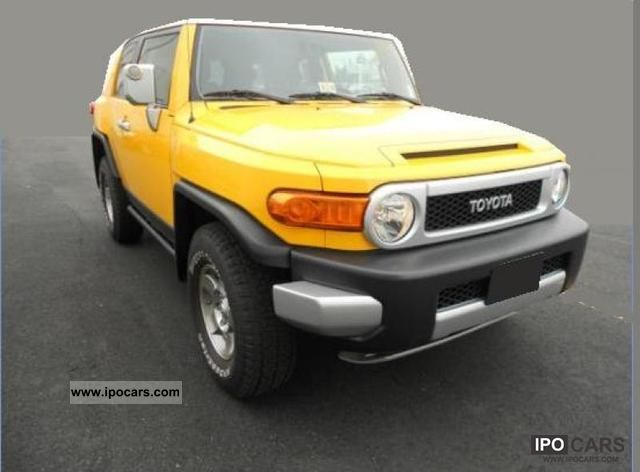 2009 Toyota  FJ Cruiser 4.0L V6 239CH Off-road Vehicle/Pickup Truck Used vehicle photo