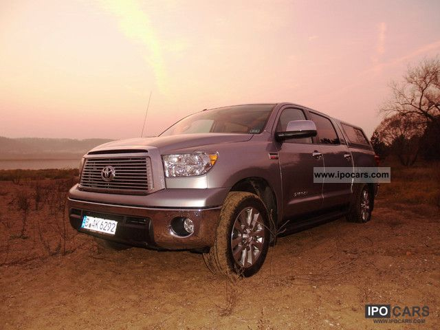 2010 Toyota  Platinum Automat.Voll, Navi, DVD, leather with memory Off-road Vehicle/Pickup Truck Used vehicle photo