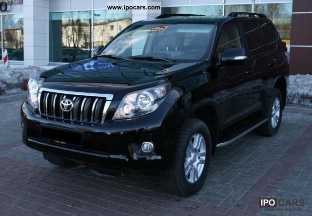 2011 Toyota  LC150 A / T Executive, NAVI, Camera, PDC, R18 Off-road Vehicle/Pickup Truck New vehicle photo