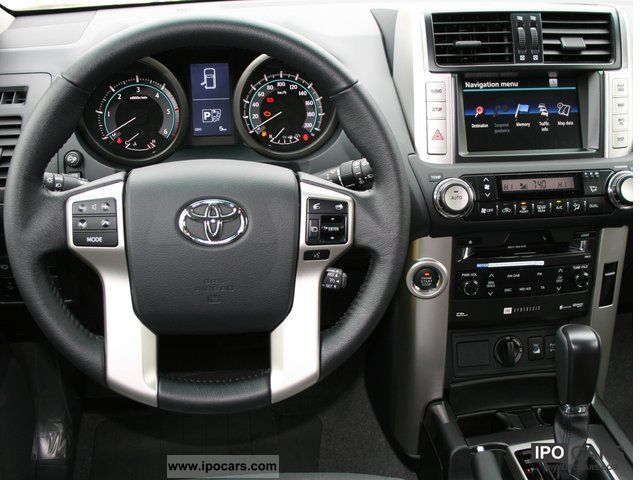 2011 Toyota Land Cruiser 150 Prado 3 0 D4d Executive