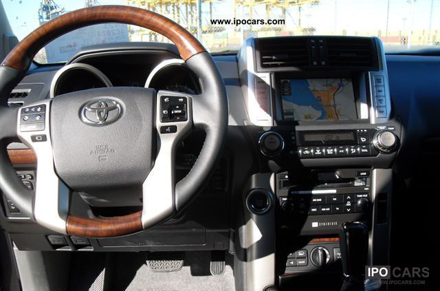 2011 Toyota Lc 150 Tec Edition Car Photo And Specs