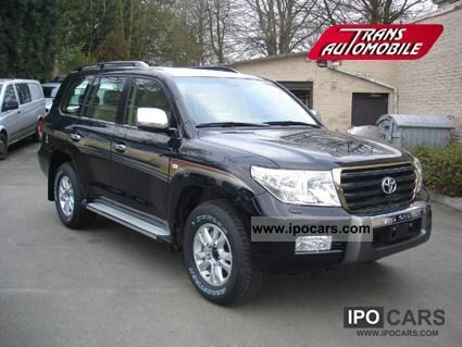 2011 Toyota  Land Cruiser 200 GXR8 automatic Off-road Vehicle/Pickup Truck New vehicle photo