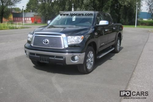 2011 Toyota  CrewMax Platinum Limited 2012 Off-road Vehicle/Pickup Truck Used vehicle photo