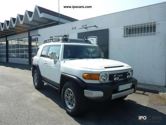 2011 Toyota  FJ CRUISER SERIES SPECIAL 260CH Off-road Vehicle/Pickup Truck Used vehicle photo