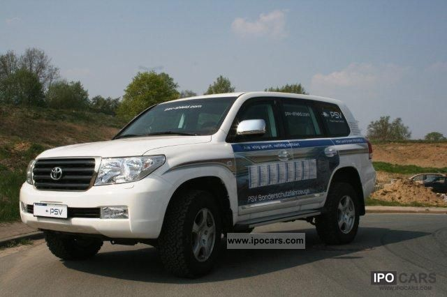 2011 Toyota  LC200 VR6 certified armored tank * DIESEL * Off-road Vehicle/Pickup Truck New vehicle photo