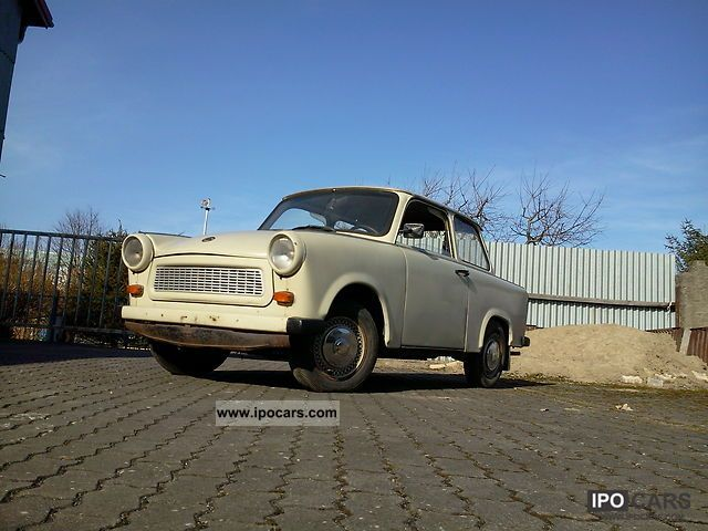 Trabant  601 L single vintage 1969! Garage Fund 1969 Vintage, Classic and Old Cars photo