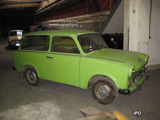 Trabant  601 1969 Vintage, Classic and Old Cars photo