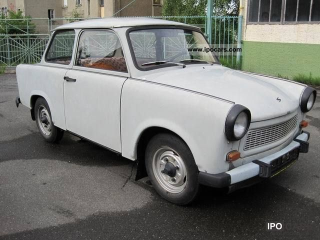 Trabant  601 APC 1975 Vintage, Classic and Old Cars photo
