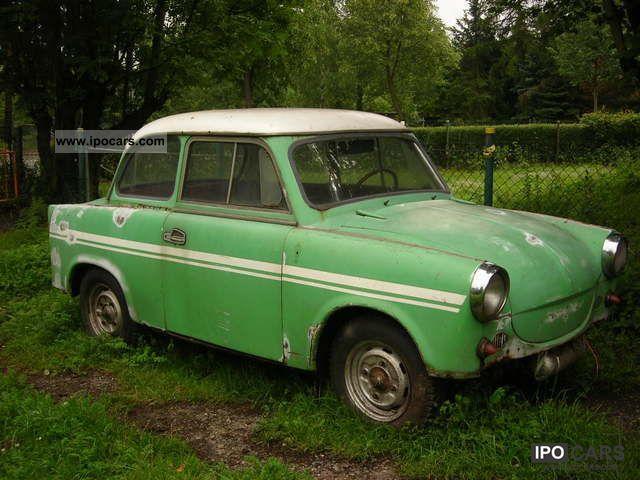 1962 Trabant  Other Limousine Classic Vehicle photo